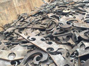 thu mua phế liệu sắt sau xây dựng